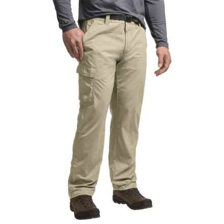 Columbia Sportswear Battle Ridge Pants - UPF 30 (For Men) in Fossil - Closeouts