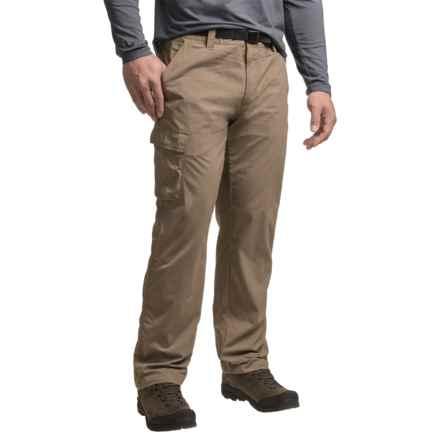 Columbia Sportswear Battle Ridge Pants - UPF 30 (For Men) in Wet Sand - Closeouts