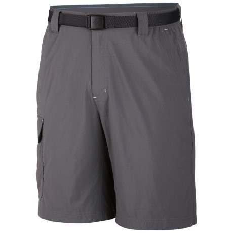 Columbia Sportswear Battle Ridge Shorts - UPF 30 (For Big Men) in Grill
