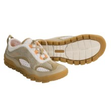 Columbia Sportswear Bellatooth Water Shoes (For Women) in Fossil/Lox - Closeouts