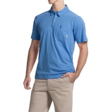Columbia Sportswear Berwick Point Polo Shirt - Short Sleeve (For Men) in Pacific Blue - Closeouts
