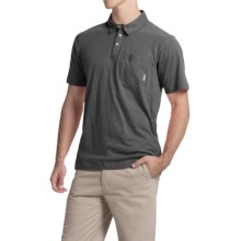 Columbia Sportswear Berwick Point Polo Shirt - Short Sleeve (For Men) in Shark - Closeouts