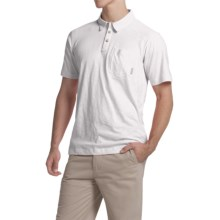 Columbia Sportswear Berwick Point Polo Shirt - Short Sleeve (For Men) in White - Closeouts