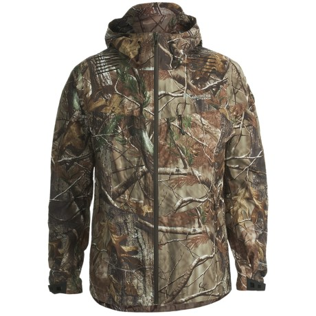 Columbia Sportswear Big Game Terrain Jacket - Waterproof (For Men) in Mossy Oak Treestand