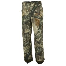 Columbia Sportswear Big Game Terrain Pants - Waterproof (For Men) in Mossy Oak Treestand - Closeouts