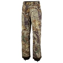 Columbia Sportswear Big Game Terrain Pants - Waterproof (For Men) in Realtree Ap - Closeouts