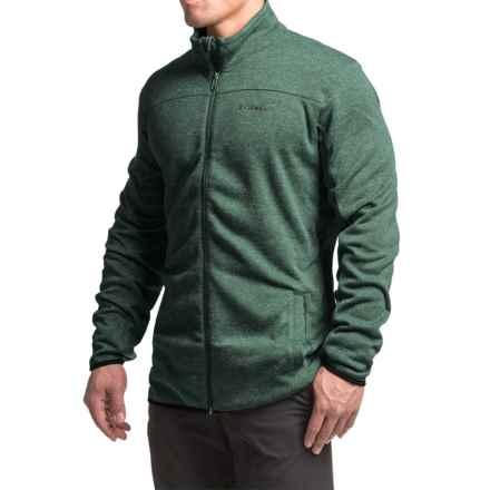 Columbia Sportswear Birch Woods Fleece Jacket (For Tall Men) in Deep Woods - Closeouts