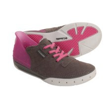Columbia Sportswear Blackfin Water Shoes - Canvas (For Women) in Coal/Nico - Closeouts