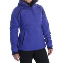 Columbia Sportswear Blazing Star Interchange Jacket - 3-in-1, Insulated, Omni-Shield® (For Women) in Light Grape/Inkling - Closeouts