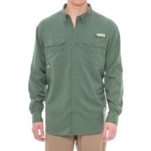 Columbia Sportswear Blood and Guts III Fishing Shirt - UPF 50+, Long Sleeve (For Men) in Commando - Closeouts