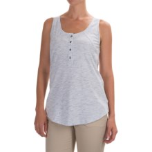 Columbia Sportswear Blurred Line Tank Top (For Women) in Cirrus Grey - Closeouts