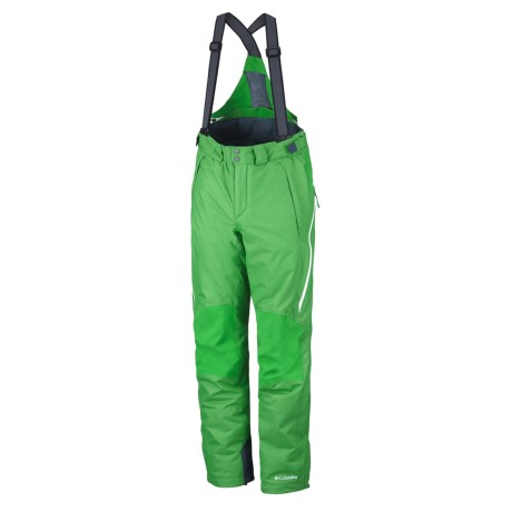 Columbia Sportswear Boiling Point II Omni-Heat® Snow Pants - Insulated (For Men) in Fuse Green