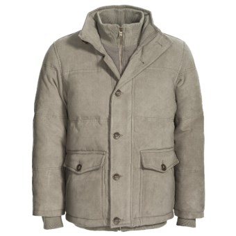 Columbia Sportswear Bolton Down Jacket - Insulated (For Men) in Tusk