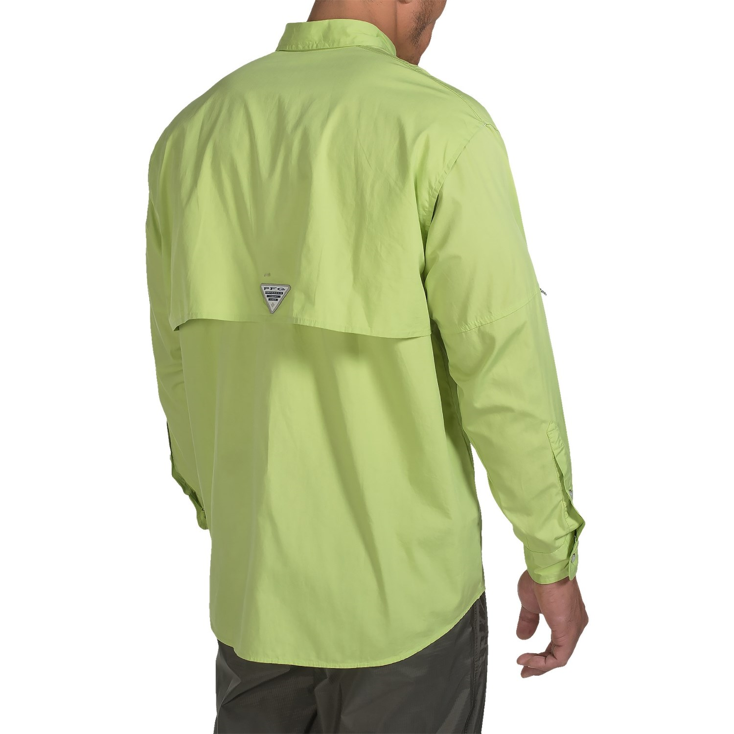 columbia sportswear bonehead fishing shirt for men