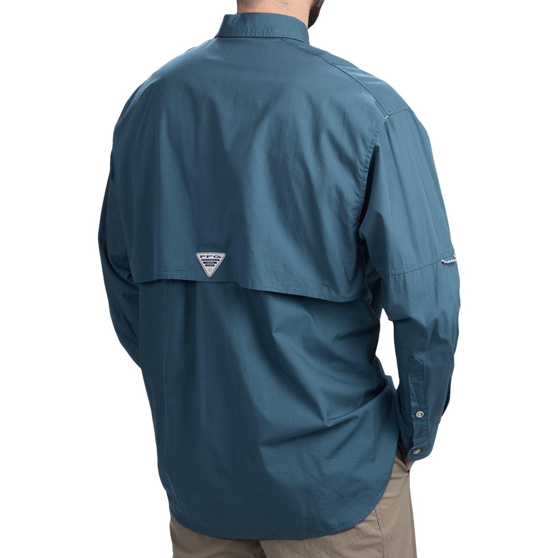 Columbia sportswear bonehead fishing shirt for men for Men s fishing apparel