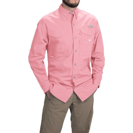 Columbia Sportswear Bonehead Shirt - Long Sleeve (For Big and Tall Men)