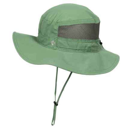 Columbia Sportswear Bora Bora II Booney Hat - UPF 50 (For Men and Women) in Commando/Columbia Grey - Closeouts
