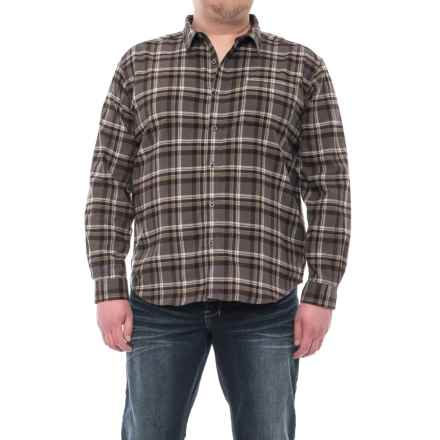 Columbia Sportswear Boulder Ridge Flannel Shirt - Long Sleeve (For Men) in Major Traditional Plaid