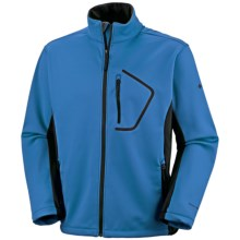 Columbia Sportswear Boundary Line Jacket (For Men) in Blue Moon - Closeouts