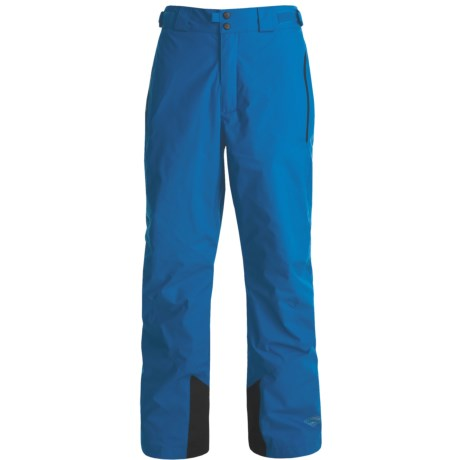 Columbia Sportswear Boundary Run II Ski Pants - Insulated (For Men) in Blue Moon