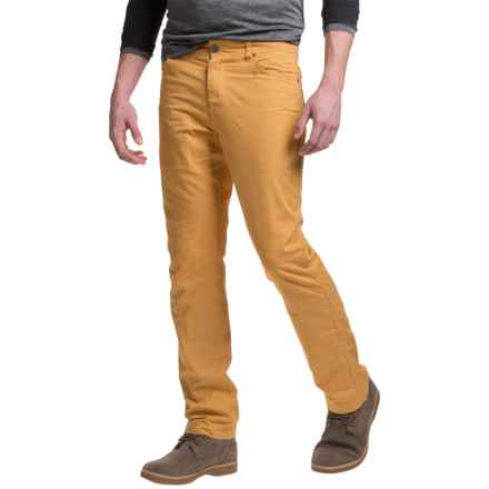 Columbia Sportswear Bridge To Bluff Pants - UPF 50+ (For Men) in Pilsner - Closeouts