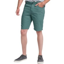 Columbia Sportswear Bridge to Bluff Shorts - Slim Fit, UPF 50 (For Men) in Everblue - Closeouts