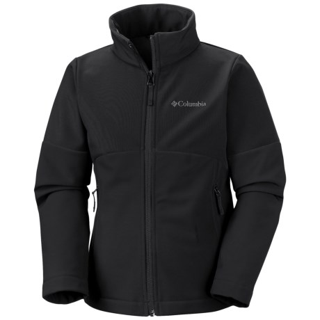 Columbia Sportswear Brookview Soft Shell Jacket (For Big Girls)