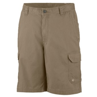 Columbia Sportswear Brownsmead II Shorts - UPF 50 (For Men) in Flax