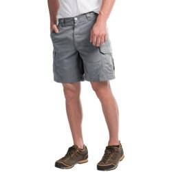 Columbia Sportswear Brownsmead II Shorts - UPF 50 (For Men) in Grey Ash