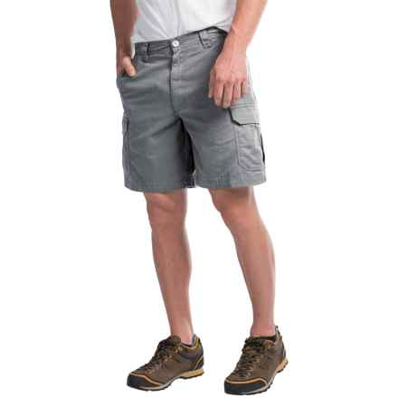 Columbia Sportswear Brownsmead II Shorts - UPF 50 (For Men) in Grey Ash - Closeouts