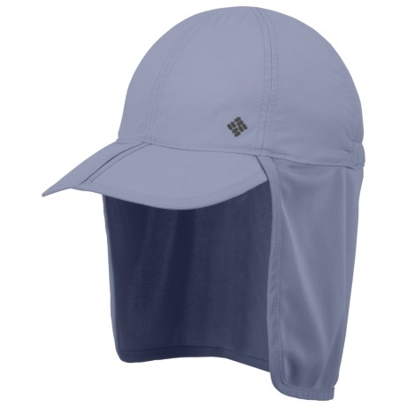 Columbia Sportswear Bug Me Not Cachalot Hat - UPF 30 (For Men and Women) in Beacon