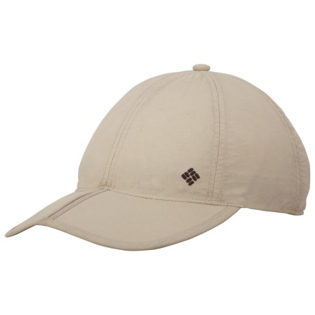 Columbia Sportswear Bug Me Not Hat - UPF 30,  Insect Blocker® (For Men and Women) in Fossil