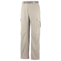 Columbia Sportswear Bug Shield Cargo Pants - UPF 30 (For Men) in Fossil