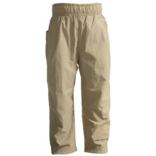 Columbia Sportswear Bug Shield Pants - UPF 50 (For Toddlers) in Twill - Closeouts