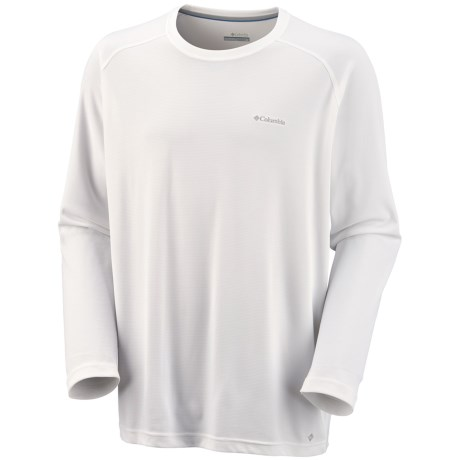Columbia Sportswear Bug Shield Shirt - UPF 30, Long Sleeve (For Men) in White