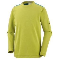 Columbia Sportswear Bug Shield Shirt - UPF 50, Long Sleeve (For Youth Boys) in Chartreuse