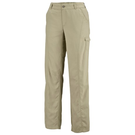 Columbia Sportswear Bug Shield Summit Cloth Pants - UPF 30 (For Women) in Fossil