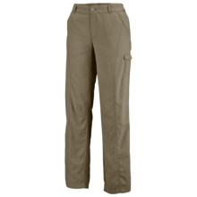 Columbia Sportswear Bug Shield Summit Cloth Pants - UPF 30 (For Women) in Sage - Closeouts