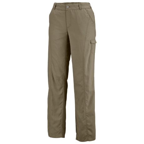 Columbia Sportswear Bug Shield Summit Cloth Pants - UPF 30 (For Women) in Sage