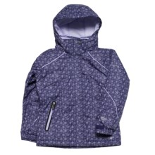 Columbia Sportswear Buga Girl Jacket - Insulated (For Girls) in Eclipse Blue - Closeouts