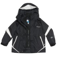 Columbia Sportswear Bugaboo 3-in-1 Jacket (For Little Boys) in Black - Closeouts