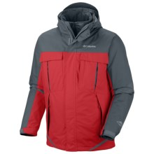 Columbia Sportswear Bugaboo Interchange Jacket - 3-in-1 (For Tall Men) in Mystery - Closeouts