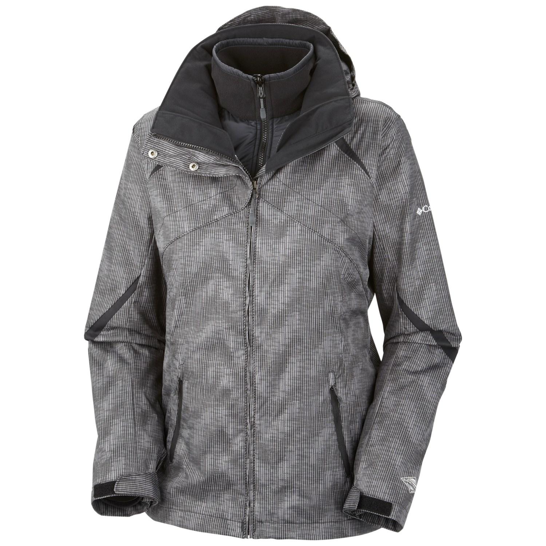 Columbia Sportswear Bugaboo Interchange Jacket Insulated