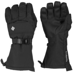 Columbia Sportswear Bugaboo Interchange Omni-Heat® Gloves - Waterproof, Insulated (For Men) in Black