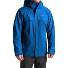 Columbia Sportswear Bugaboo Interchange Omni-Heat® Jacket - Waterproof, 3-in-1 (For Men) in Hyper Blue - Closeouts