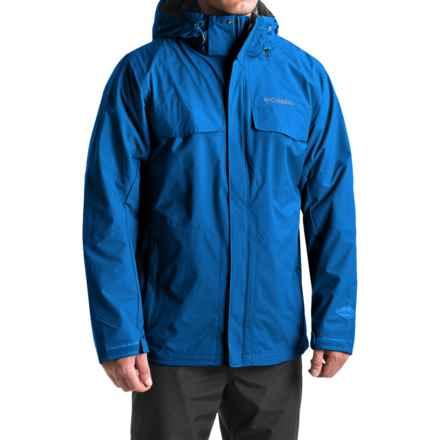 Columbia Sportswear Bugaboo Interchange Omni-Heat® Jacket - Waterproof, 3-in-1 (For Men) in Hyper Blue - Closeouts