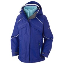 Columbia Sportswear Bugaboo Jacket - 3-in-1 (For Girls) in Light Grape - Closeouts