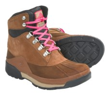 Columbia Sportswear Bugaboot Original Omni-Heat® Boots - Waterproof, Insulated (For Women) in Elk/Black - Closeouts