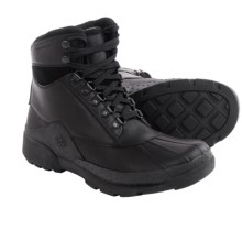 Columbia Sportswear Bugaboot Original Omni-Heat® Snow Boots - Insulated (For Men) in Black/Black - Closeouts
