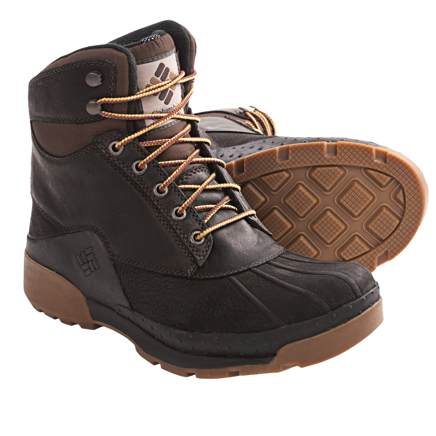 Best Insulated Men's Winter Boots | Division of Global Affairs